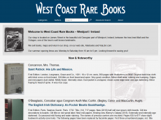 West Coast Rare Books