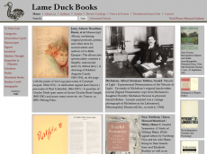 Lame Duck Books