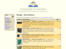 Antiquariat Löwenstein